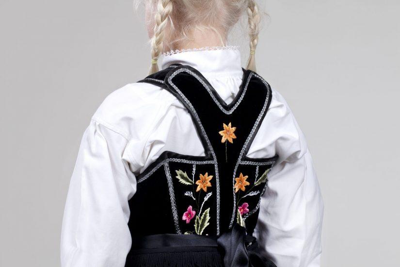 Fløyelsliv Vest-Telemark barn