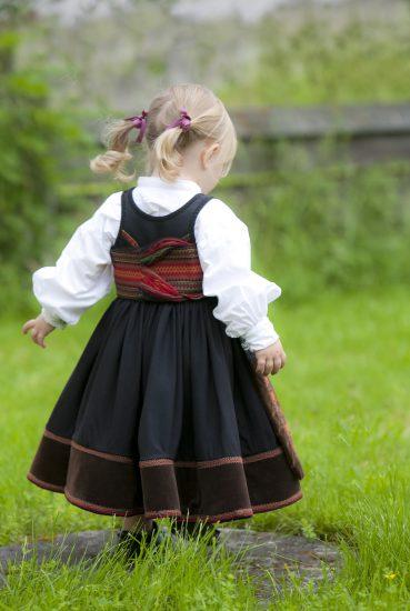 Almankås beltestakk barn