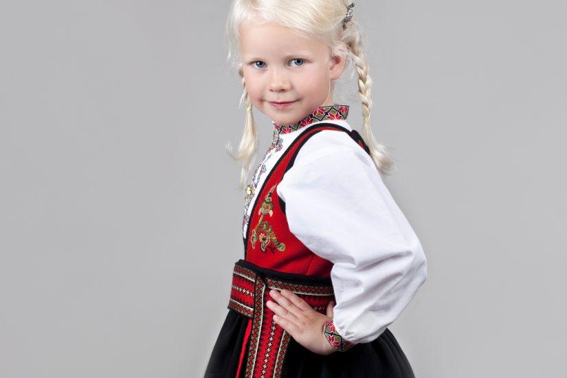 Almankas ost-Telemark barn