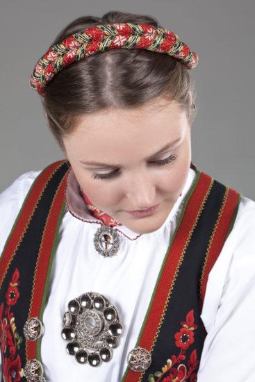 Vest-Telemark-haarvippe